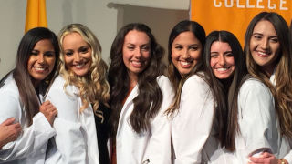 College of Nursing Virtual White Coat Ceremony