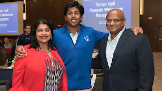 Admitted Student Event for Parents & Students